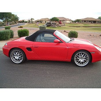 1997 Porsche Boxster for sale 100946853